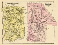Mount Pleasant and Orange, Columbia and Montour Counties 1876