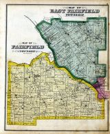 East Fairfield, Fairfield, Crawford County 1876
