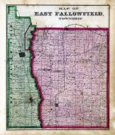 East Fallowfield, Crawford County 1876