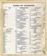 Table of Contents 1, Crawford County 1876