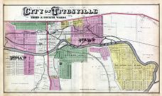 Titusville - Ward 3, 4, Crawford County 1876