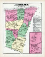 Middlesex, Cumberland County 1872