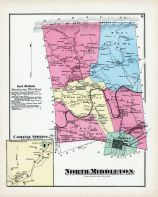 North Middleton, Carlisle Springs, Cumberland County 1872