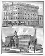 C.H. Bergner, Harrisburg Cotton Mill, Dauphin County 1875