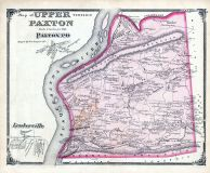 Upper Paxton Township, Dauphin County 1875