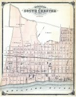South Chester Borough, Delaware County 1875