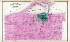 Mill Creek Township, Erie County 1865