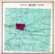 Union Township, Erie County 1865