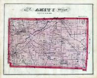 Amity Township, Erie County 1876