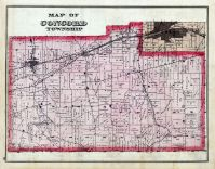 Concord Township, Erie County 1876