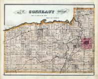 Conneaut Township, Erie County 1876