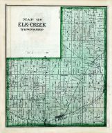 Elk Creek Township, Erie County 1876