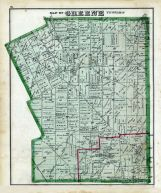 Greene Township, Erie County 1876