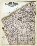 Harbor Creek Township, Erie County 1876