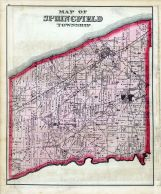 Springfield Township, Erie County 1876