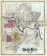 Union City - Union Township, Erie County 1876