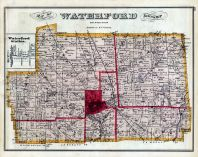 Waterford Township, Erie County 1876