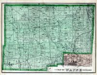 Wayne Township, Erie County 1876