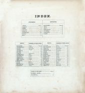 Index, Franklin County 1868