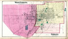 West Indiana, Indiana, Indiana County 1871