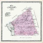 Fulton Township, Lancaster County 1864