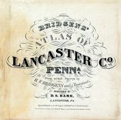 Title Page, Lancaster County 1864