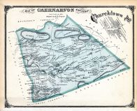 Caernarvon, Churchtown P.O., Lancaster County 1875