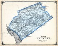 Drumore, Lancaster County 1875