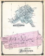 Maytown, Adamstown, Lancaster County 1875