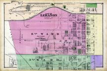 Lebanon - Ward 3 and 6, Lebanon County 1875