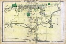 Myerstown, Lebanon County 1875