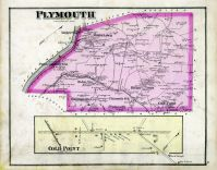 Plymouth, Cold Point, Montgomery County 1877