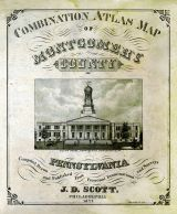 Title Page, Montgomery County 1877