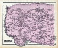 Lehigh, Northampton County 1874