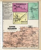 Lower Nazareth, Leithsville, Bingen, Sheve Govenor Works, Northampton County 1874