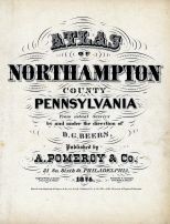 Northampton County 1874