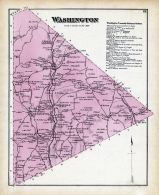 Washington, Northampton County 1874