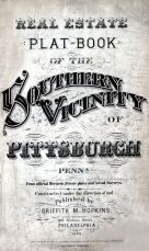 Title Page, Pittsburgh 1896 Southern Vicinity