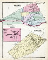 Klein, Foster, Honey Brook, Schuylkill County 1875