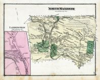 North Manheim, Landingville, Schuylkill County 1875
