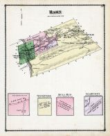 Rahn, Centerville, Bull Run, Gearytown, L and W Coal Co, Schuylkill County 1875