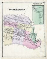 South Manheim, Jefferson Sta., Schuylkill County 1875