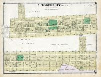 Tower City, Schuylkill County 1875
