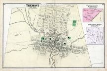 Tremont, Strongsville, Lower Rausch Creek, Schuylkill County 1875