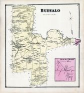 Buffalo, Buffalo X Roads, Union and Snyder Counties 1868