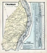 Chapman, Port Trevorton, Union and Snyder Counties 1868