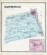 East Buffalo, Turtleville, Union and Snyder Counties 1868