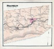 Franklin, Union and Snyder Counties 1868