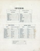Index, Union and Snyder Counties 1868