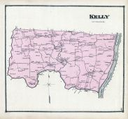 Kelly, Union and Snyder Counties 1868